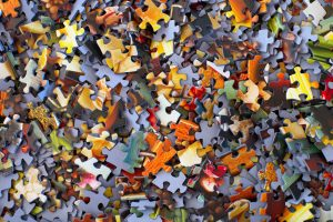 Search Engine Optimization is like a puzzle